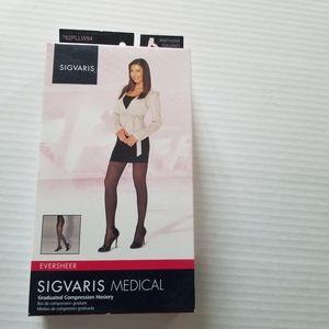 Sigvaris compression medical panthose